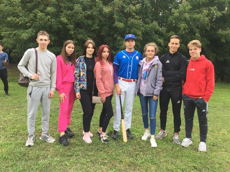 Студенти НАУ взяли участь у загально-оздоровчому заході, присвяченому Міжнародному дню студентського спорту