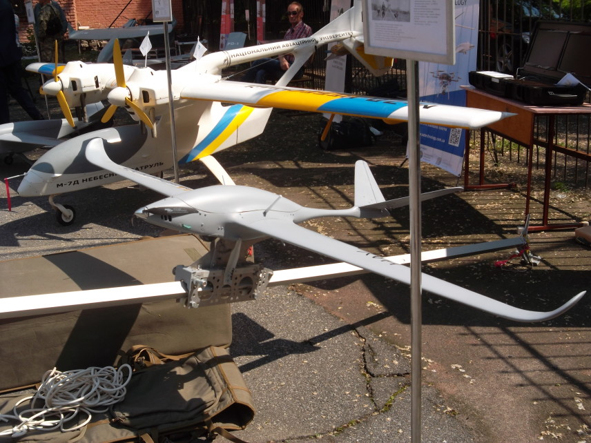 demo-flights-of-unmanned-aerial-vehicles-(uavs)